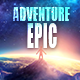 Epic Motivational Adventure Cinematic - AudioJungle Item for Sale