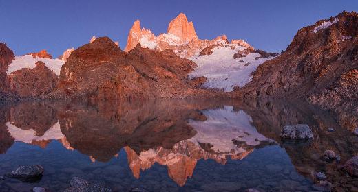 Patagonia aerial