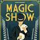 Magic Show Flyer / Poster Template - GraphicRiver Item for Sale