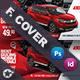 Rent A Car Cover Templates