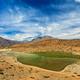 Dhankar lake in Himalayas - PhotoDune Item for Sale