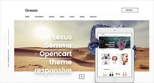 Responsive Opencart 2 Themes