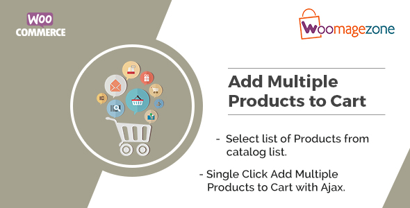 WooCommerce Add Multiple To Cart Plugin - CodeCanyon Item for Sale
