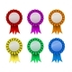 Ribbon Award Badges - GraphicRiver Item for Sale