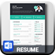 Resume & Cover Letter - GraphicRiver Item for Sale