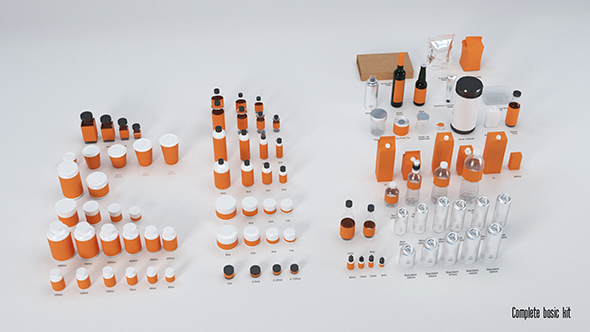 Introductory Kit for Presentation of Products