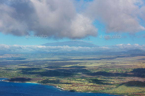 Big island - Stock Photo - Images