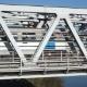Train Moving Along the Bridge - VideoHive Item for Sale