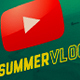 Summer Vlog Opener - VideoHive Item for Sale