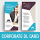 Digital Marketing DL Rack Card Template - GraphicRiver Item for Sale