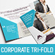 Digital Marketing Tri-Fold Brochure Template - GraphicRiver Item for Sale