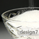 Sugar Pouring On Crystal Bowl - VideoHive Item for Sale