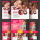 Charity Fundraisers  Bundle 2 IN 1 Flyer - GraphicRiver Item for Sale