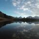Amazing Touristic Place Koruldi Lakes at Upper Svaneti in Mestia near Ushba Pass - VideoHive Item for Sale