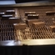 Chocolate Sweets on the Conveyor. Production of Chocolates - VideoHive Item for Sale