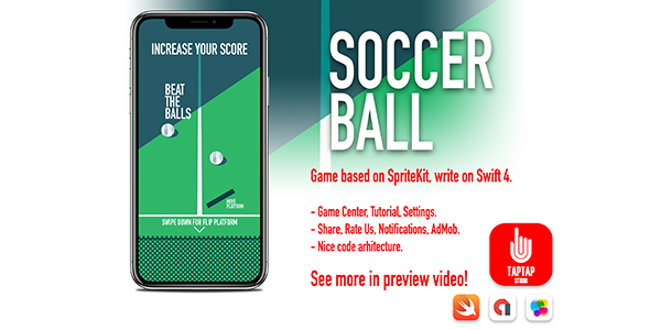 Soccer Ball - CodeCanyon Item for Sale