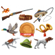 Hunting Set - GraphicRiver Item for Sale