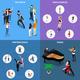 Dances Isometric Design Concept