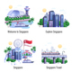 Singapore 2x2 Design Concept