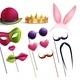 Realistic Masquerade Essentials Set