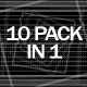 4K Black And White Vj Pack - VideoHive Item for Sale