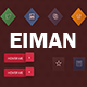 EIMAN CSS3 Buttons Collection