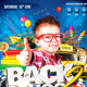 Back 2 School Family Party - GraphicRiver Item for Sale