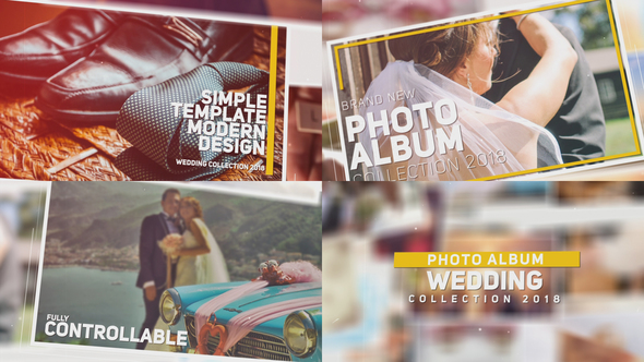 Videohive Wedding Photo Album 21884818 - Free download