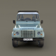 1985 Land Rover Defender 90 with interior ver 7 - 3DOcean Item for Sale
