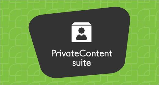 PrivateContent Suite