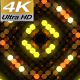 Glittering Gold Stage 4K - VideoHive Item for Sale
