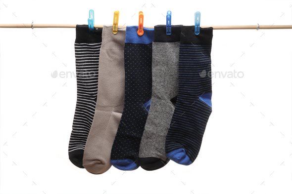 Socks - Stock Photo - Images