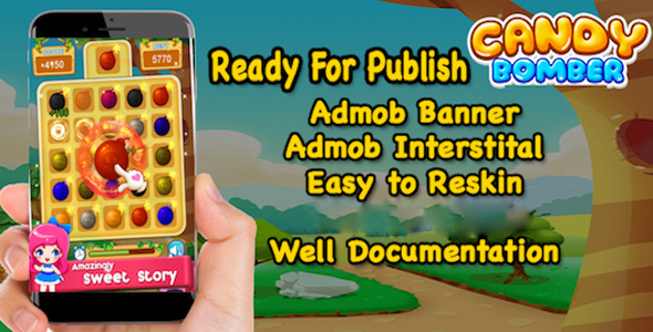 Candy Bomber Blast            Nulled