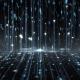 Data Light Digital Technology Background - VideoHive Item for Sale