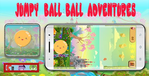 Funny Ball Adventure - Android and Eclipse with Admob            Nulled