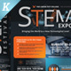 STEM Event Flyer Templates - GraphicRiver Item for Sale