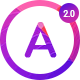 APPLE - HTML App Landing Page   Template