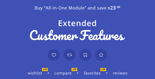 Extended Customer Features            Nulled