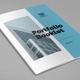 Portfolio Booklet - GraphicRiver Item for Sale