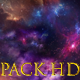 Colorful Space Nebula in the Vast Space - VideoHive Item for Sale