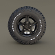Offroad Alloy Wheel AT