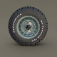 Offroad Steel Wheel AT