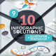 Infographic Solutions. Part 9 - GraphicRiver Item for Sale