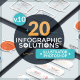 Infographic Solutions. Part 10 - GraphicRiver Item for Sale