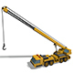 Lego Crane - 3DOcean Item for Sale