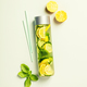 Infused water-vertical composition - PhotoDune Item for Sale