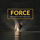 Force Multipurpose Google Slide Template - GraphicRiver Item for Sale