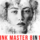 Ink Art Master - 8in1 Photoshop Actions Bundle