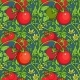 Pattern of Tomato Branch in a Garden. - GraphicRiver Item for Sale