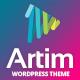 Artim Responsive Multi-Purpose Theme - ThemeForest Item for Sale